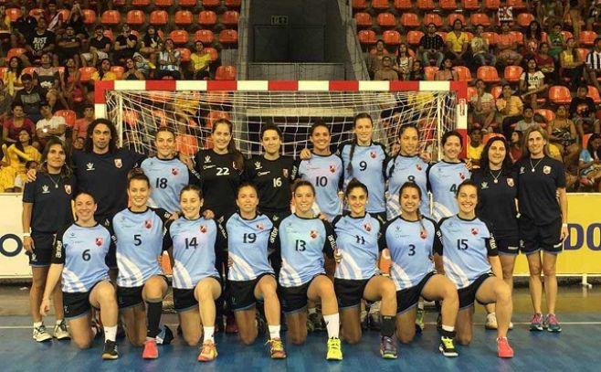 Brasil, Argentina y Uruguay se aseguran en semifinales