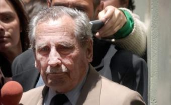 El Centro Militar suspendió el homenaje a Gregorio �lvarez