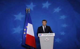 "Macron aspira a un ""renacer"" de Francia y Europa"