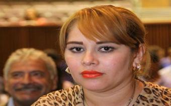 Detienen a exdiputada mexicana ligada al Chapo
