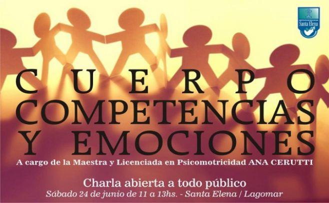 Colegio Santa Elena organiza charla con especialista en Psicomotricidad