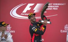 Sorpresa de Daniel Ricciardo (Red Bull)