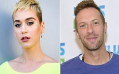¿Qué pasa entre Chris Martin y Katy Perry?