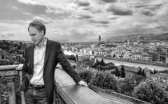 """Dan Brown, creador del """"Código Da Vinci"""", vuelve con """"Origen"""""""