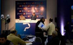 Pantalla Uruguay: remate 181 desde el salón Multiespacio de la Rural del Prado