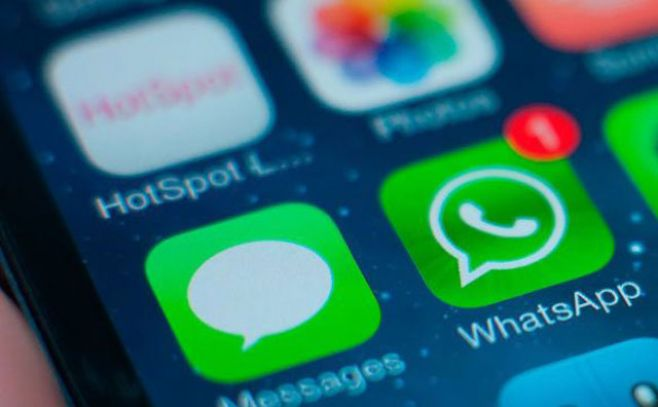 WhatsApp dará cinco minutos para borrar mensajes enviados