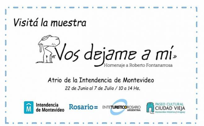 """""""Vos dejame a mí"""" llega a Montevideo la obra homenaje a Fontanarrosa"""