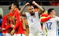 Chile clasificó a la final de la Copa de las Confederaciones