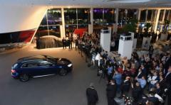 Julio Cesar Lestido presentó el  nuevo AUDI Q5