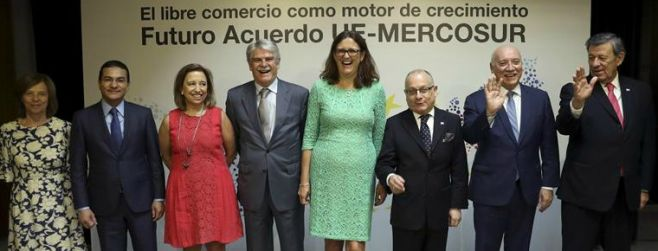 """UE: acuerdo con Mercosur es una """"ventana de oportunidades"""""""