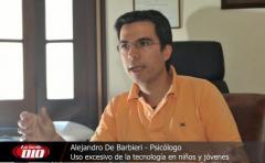 """Alejandro De Barbieri: """"No tomar la demanda de nuestros hijos como un problema�"""