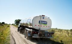 Transportistas de leche llegaron a un acuerdo