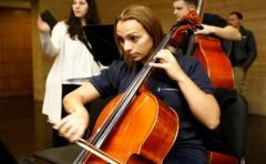 """Orquesta Juvenil a Europa por los 100 de años de """"La Cumparsita"""""""