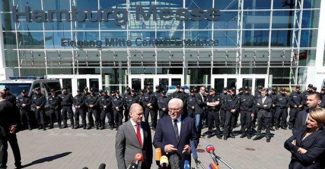 Disturbios coronan la cumbre G20
