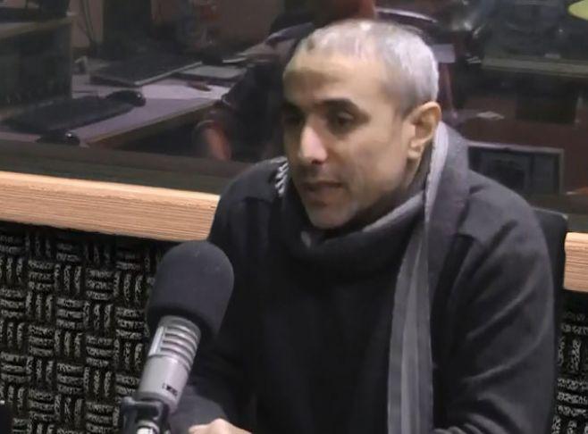 """Gabriel Pereyra: """"No existe la objetividad, ni siquiera existe la utopía"""""""