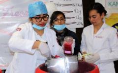 Estudiantes mexicanos elaboran helado que previene envejecimiento