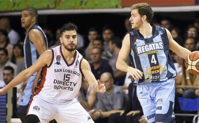 Regatas busca nivelar la serie ante el campeón San Lorenzo