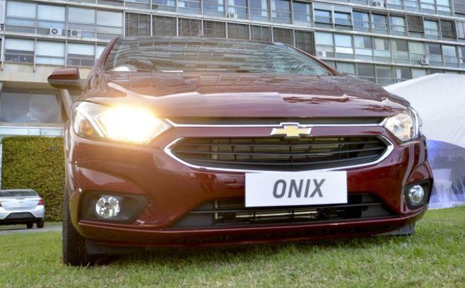 Chevrolet cerró el primer semestre de 2017 en lo más alto