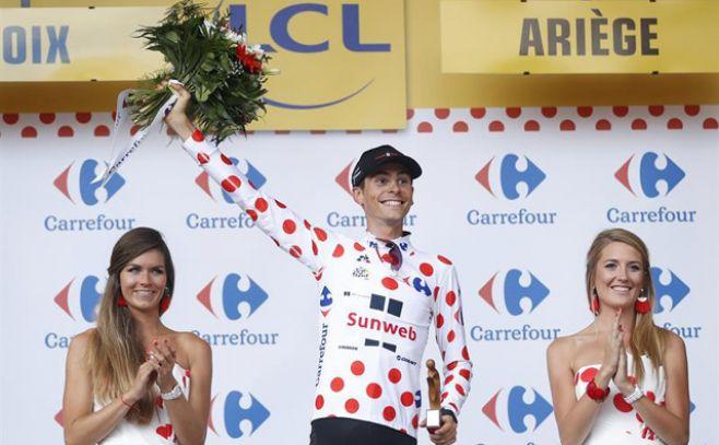 Tour de Francia 2017: en la etapa 13 Nairo muestra su poder