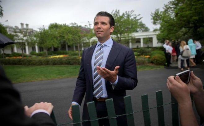 Cabildero ruso-estadounidense en reunión de Trump Jr