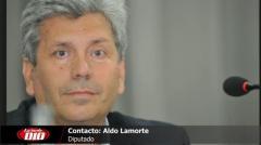 """Aldo Lamorte: """"Más de 300 familias víctimas de la violencia reciben una pensión�"""