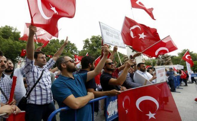 Turquía conmemora el primer aniversario del fallido golpe militar