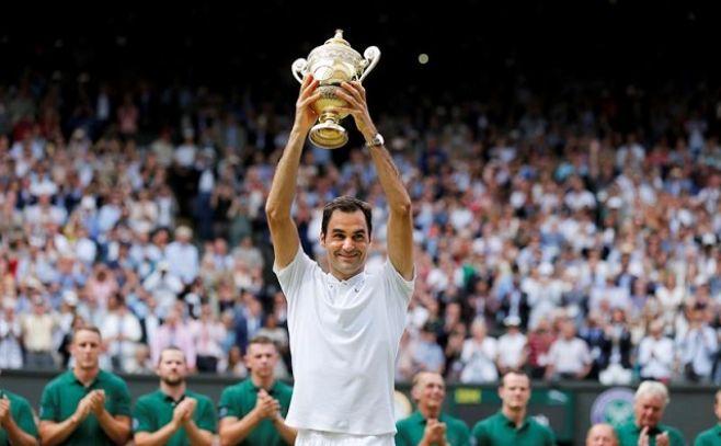 Federer es el Rey