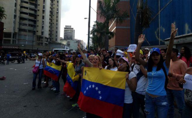 Rechazo rotundo a la Asamblea Constituyente de Maduro en consulta popular