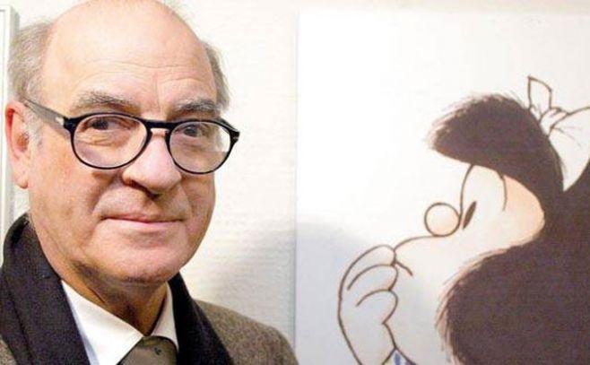 El creador de Mafalda festeja sus 85 años