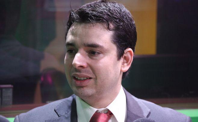 Sebastián Peaguda, presidente de las AFAP. Foto: Julieta Añon/ El Espectador
