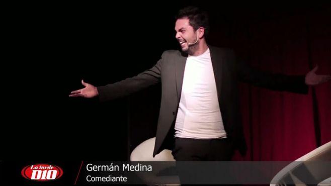 Germán Medina: El Stand Up llegó a Uruguay para quedarse