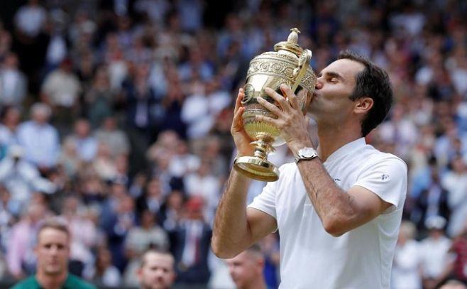 Federer se une a Nadal en la lista de clasificados