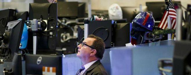 Wall Street termina con dudas tras una sesión de mareo