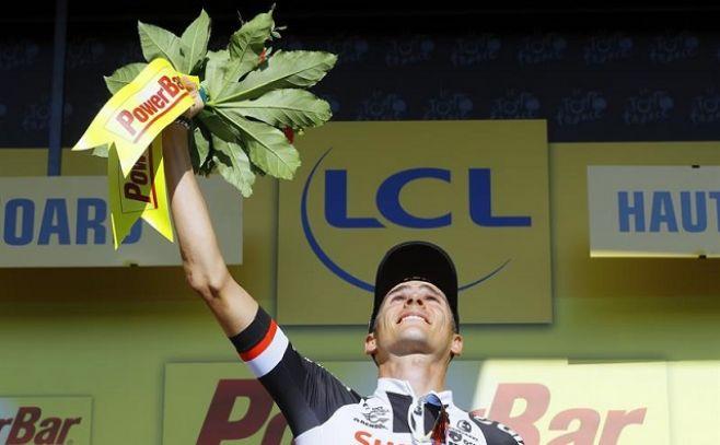 Rigoberto Urán apunta a ganar Tour de Francia