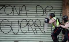 Violencia sin límites: llega a 100 el número de muertos durante protestas en Venezuela
