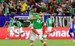 México y Jamaica se unen a Estados Unidos y Costa Rica como semifinalistas