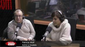 """Patricia Wolf: """"Yo sé qué vine a hacer a este mundo. Vine a inspirar cosas�"""