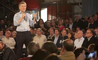 Macri admite lentitud pero pide a argentinos pensar a largo plazo