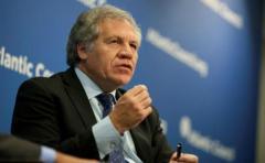 Almagro pide elecciones en Venezuela tras aviso de la Comisión de Venecia