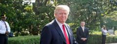Trump defiende su poder de perdón presidencial en el marco de la trama rusa