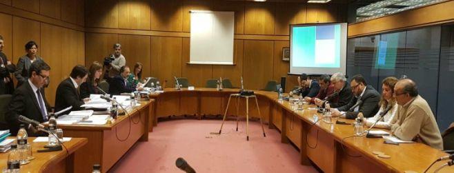 Anestésicos Quirúrgicos calificaron como positiva la reunión mantenida en el Parlamento