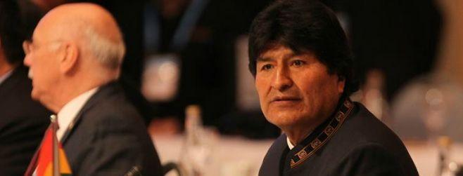 "Evo Morales llama a Piñera ""oligarca pinochetista"""
