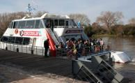 Gran cantidad de argentinos en el litoral por vacaciones