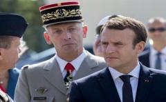 La popularidad de Macron cae diez puntos en un mes
