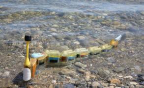 La anguila robótica que detecta polución de agua mientras nada