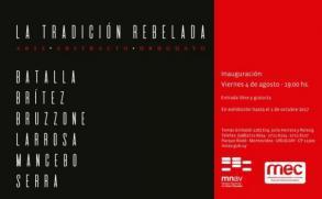 La tradición rebelada: muestra de arte abstracto en Uruguay