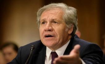 Almagro se reunió con exfiscal de la Corte Penal Internacional