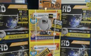 DIRECTV lanzó el nuevo kit Prepago HD