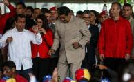 presidente de Venezuela, Nicolás Maduro. Ilustración.
