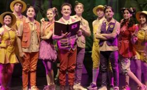 El Capitán Topa y su tripulación llegan por primera vez a Uruguay con nuevo show